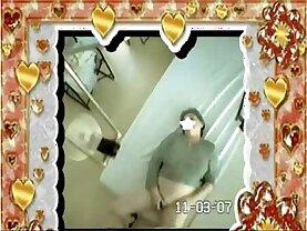 LOL. My mum masturbates in cabinet doctor of dad. Hidden cam