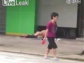 Sex in Sidewalk China