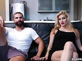 Blonde Colombian Teen Valentina Bolivar Has Big Tits Big Ass