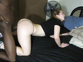Hubby Watches Wife Take BBC